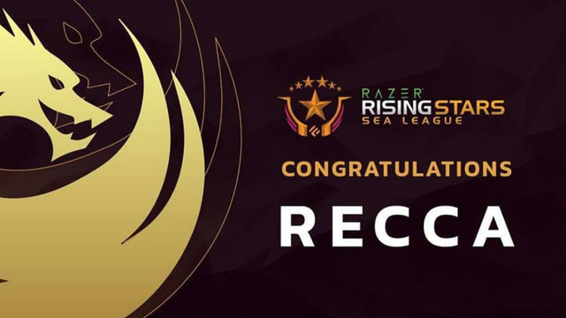 Recca Esports Bags the Razer Rising Stars Season 1 Crown