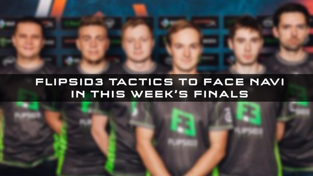 Flipsid3 overtakes Mousesports, faces Na'Vi for this week's finals for ELEAGUE.