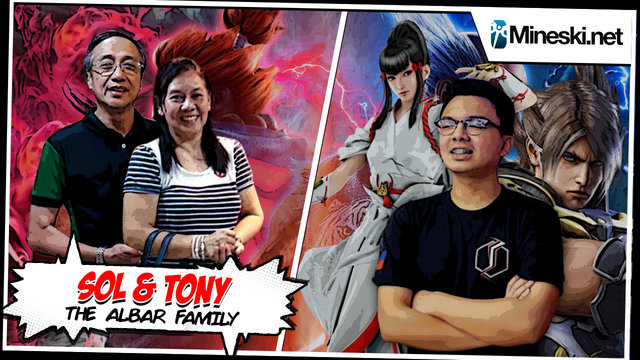 Fighter Select: The Albar Family