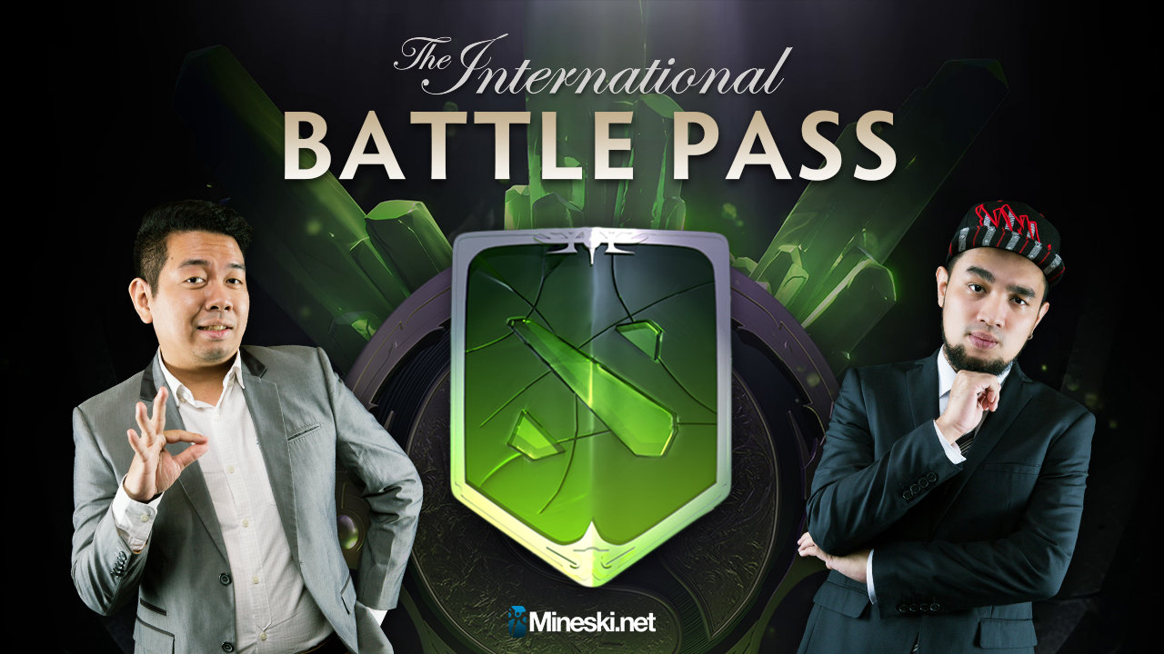 Your Guide To The International 2018 Battle Pass - Mineski net