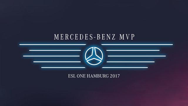 ESL One Hamburg 2017 MVP Will Win A Mercedes-Benz