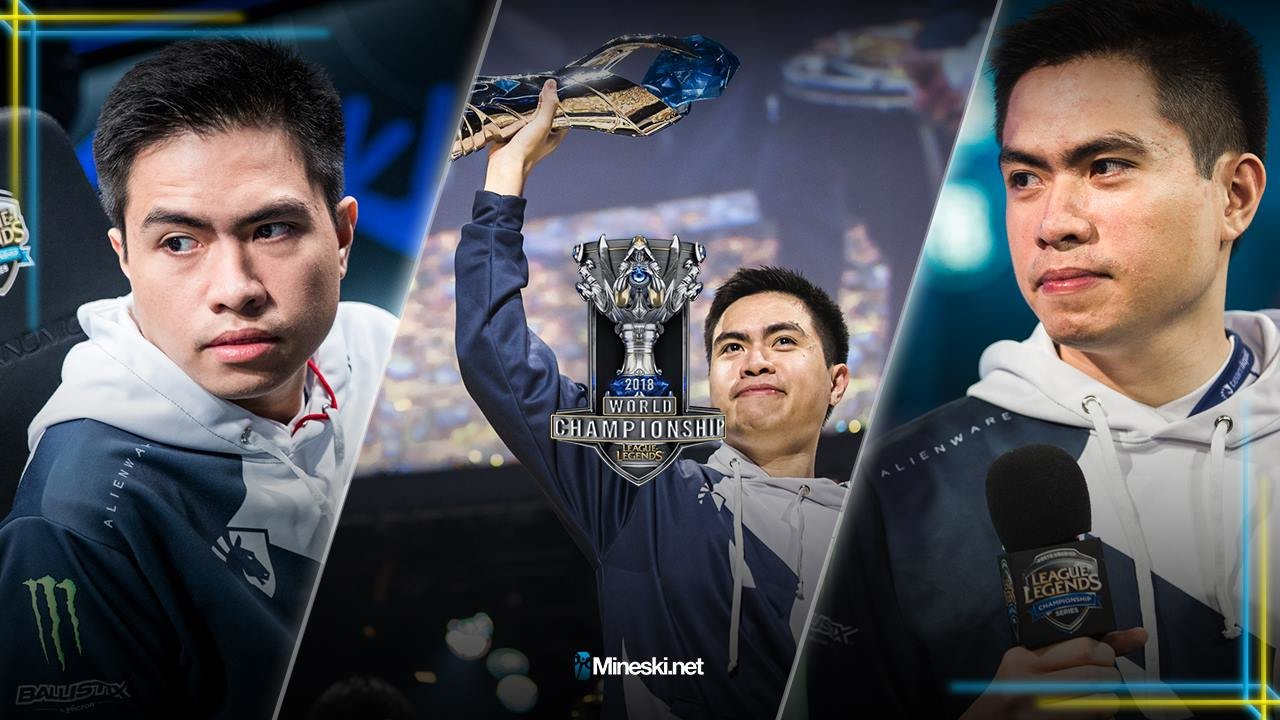 Xmithie: The Greatest Filipino League of Legends Player