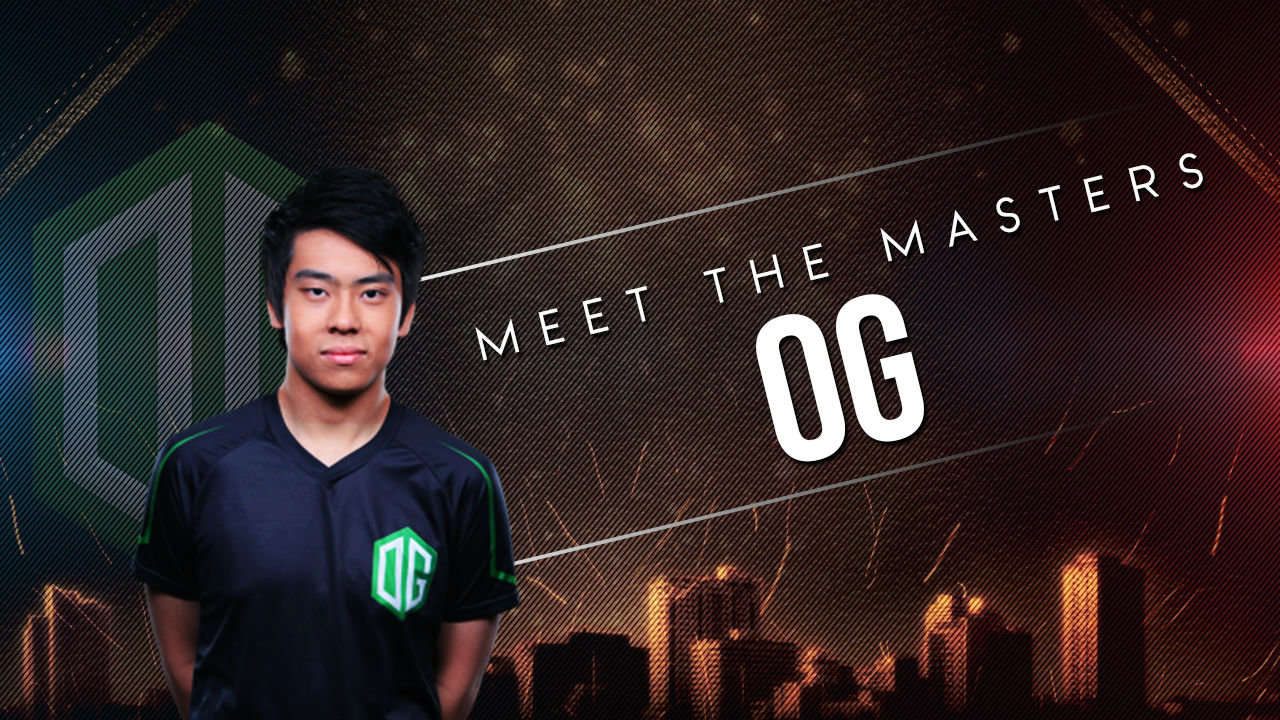 Meet the Masters: OG - Mineski.net
