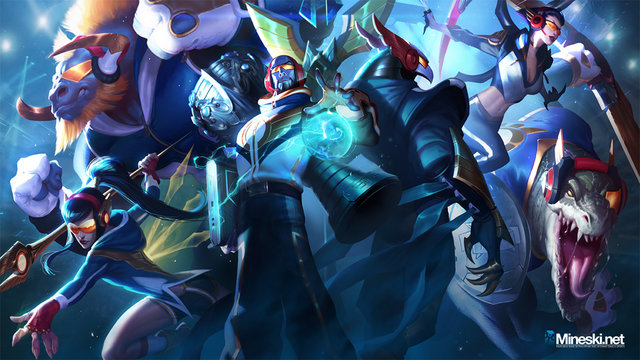 New PBE Cycle Features Revamped SKT Skins & New Champion Kled's Beta Release