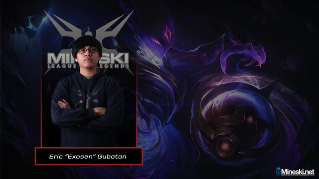 Mineski-LoL's Exosen Talks About Their Run In GPL 2017 and More