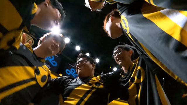 Team Dignitas Close the Lights on Cloud9