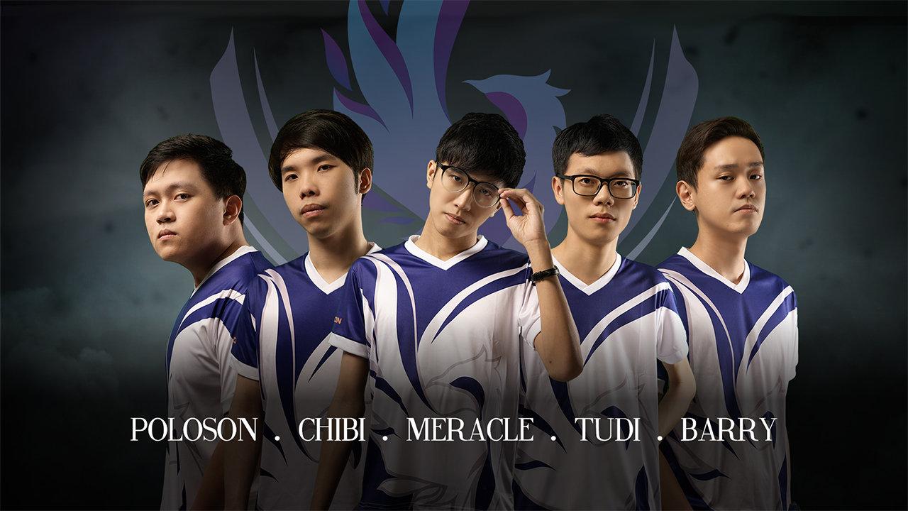 Resurgence Picks Up All-Singaporean Dota 2 Roster - Mineski net