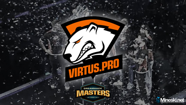 Virtus.Pro 2-1 Against SK Gaming for the Grand Finals of DreamHack Masters Las Vegas
