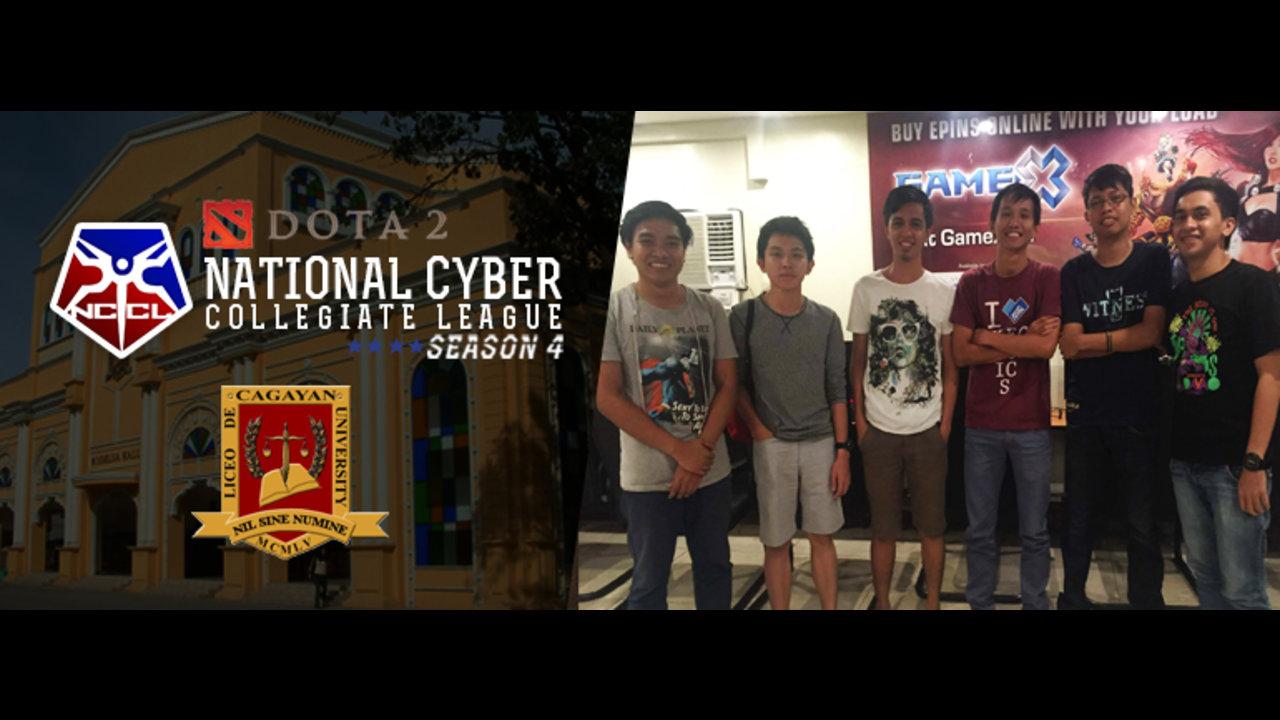 Meet the NCCL4 VizMin reps: Team Hilas of Liceo de Cagayan University