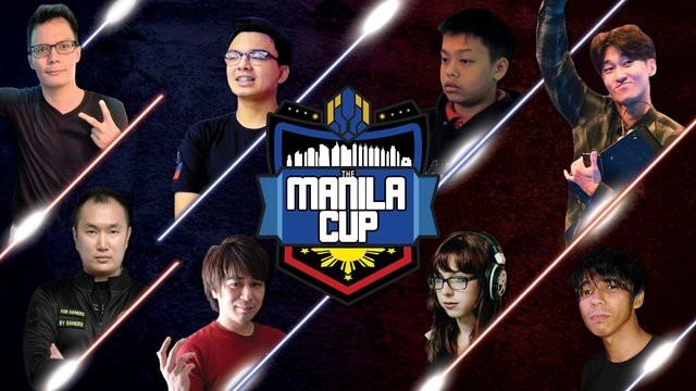 The Contenders of Manila Cup 2017