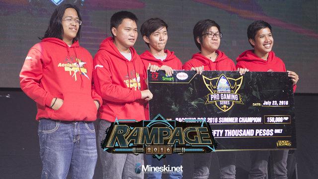 Off-Meta is the New Meta: Acclaim EmpireX Defeat Imperium Pro Team 3-1 at Rampage 2016