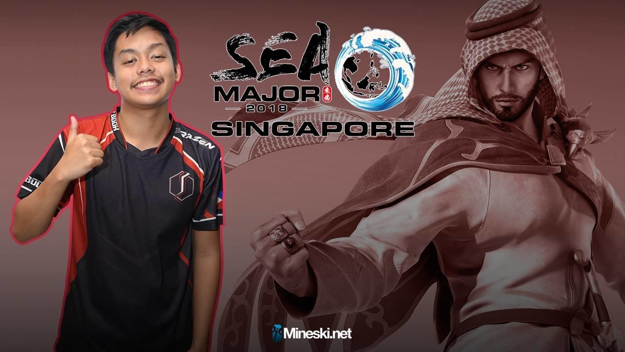 Filipino Wunderkind Bags Silver At International Tekken 7 Tournament Mineski Net