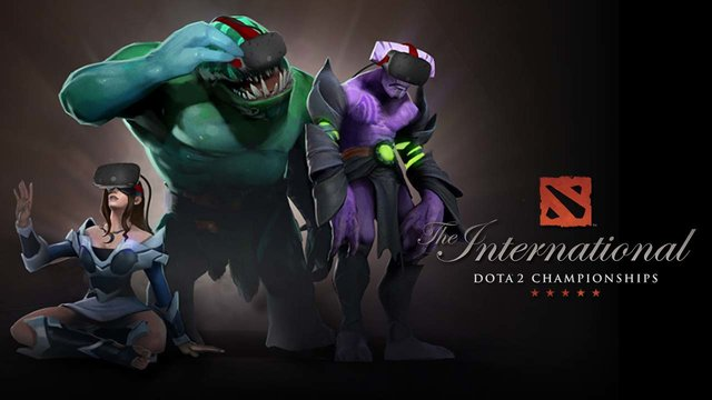 Get ready to watch TI6 in Virtual Reality!