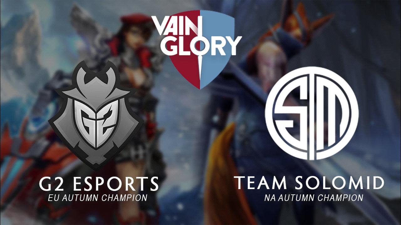 G2 Esports and Team SoloMid Win the EU & NA Autumn Vainglory