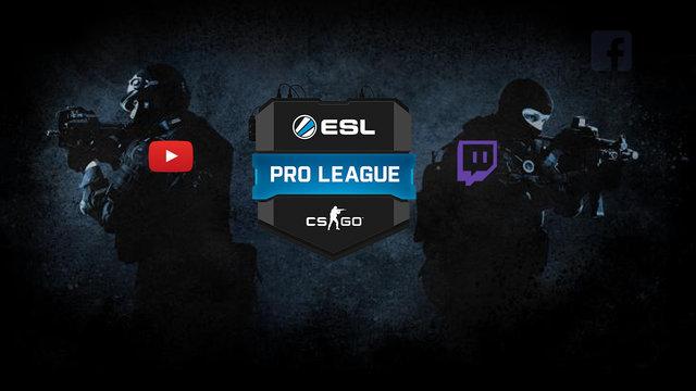 CS:GO ESL Pro League Is Now YouTube-Only