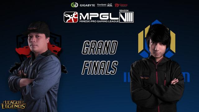 The Family: Imperium Pro Team versus Cerberus eSports in MPGL8 LoL Grand Finals