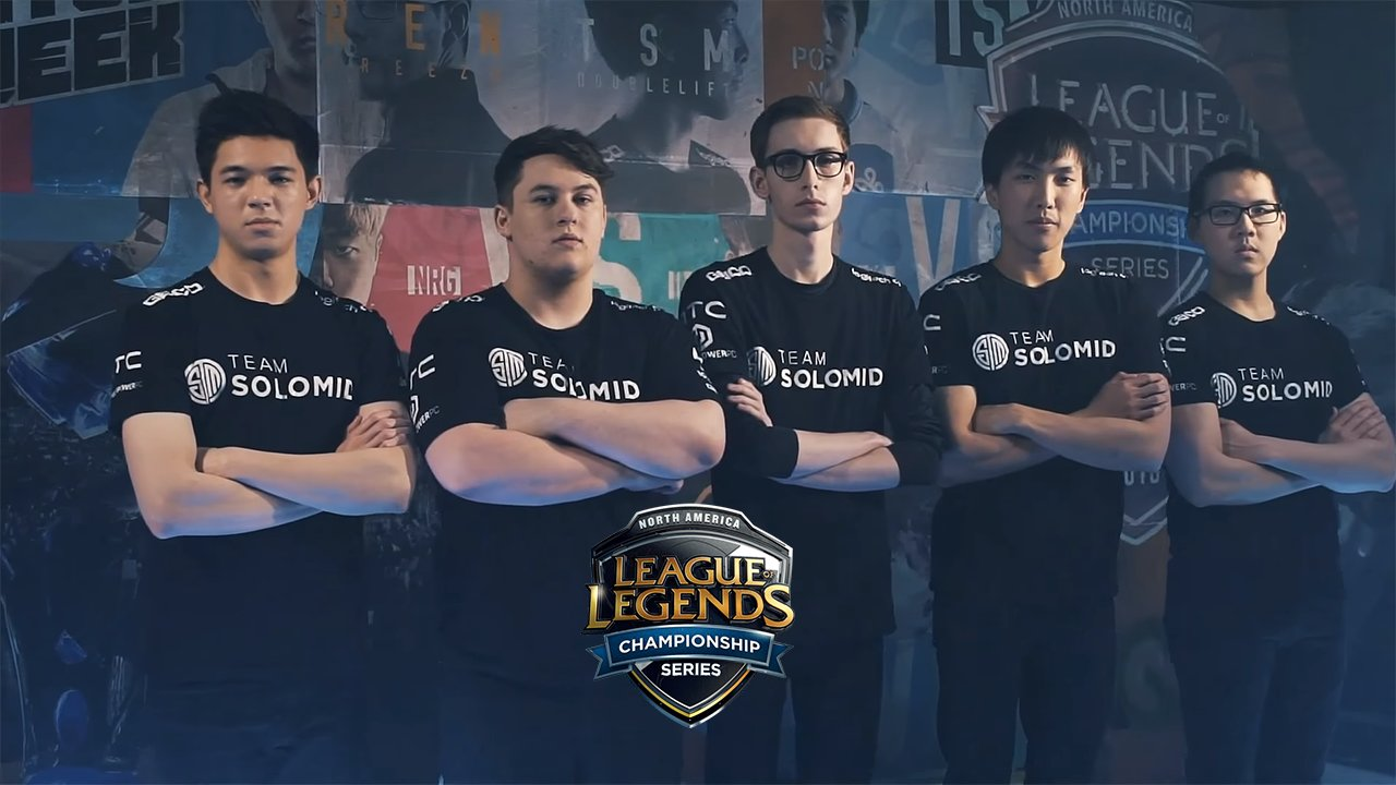 Team Solomid Lol