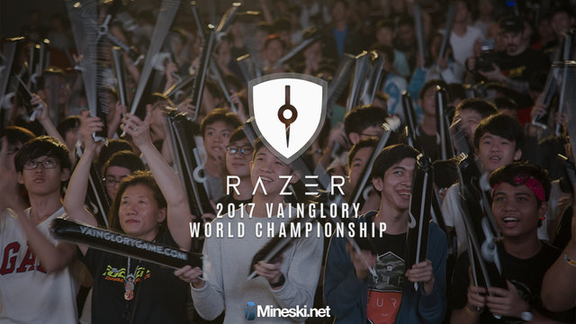 It's in the Books: Vainglory's Latest World Championship