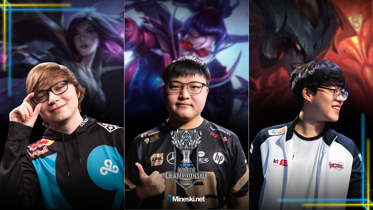 Worlds 2018: The Eight Best League of Legends Teams in the