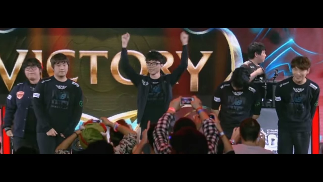 Worlds 2015: Undefeated SKT advance to quarterfinals