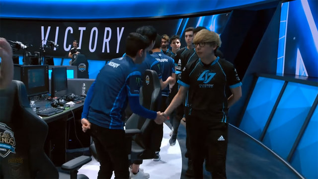 Counter Logic Gaming Escape Elimination in NA LCS Playoffs