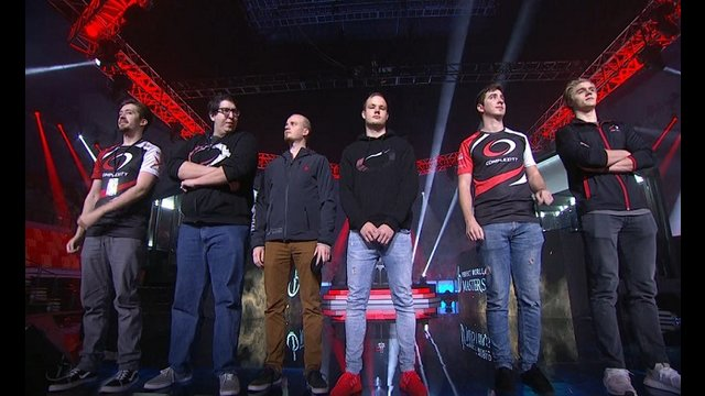 Complexity Top 4 Perfect World Masters