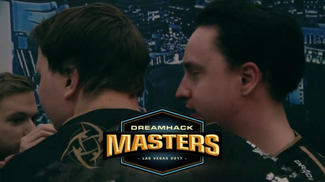 DreamHack Masters Las Vegas 2017 Quarterfinals Bracket Completed