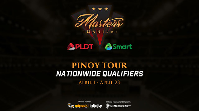 The Manila Masters Pinoy Tour Nationwide Qualifiers Have Begun