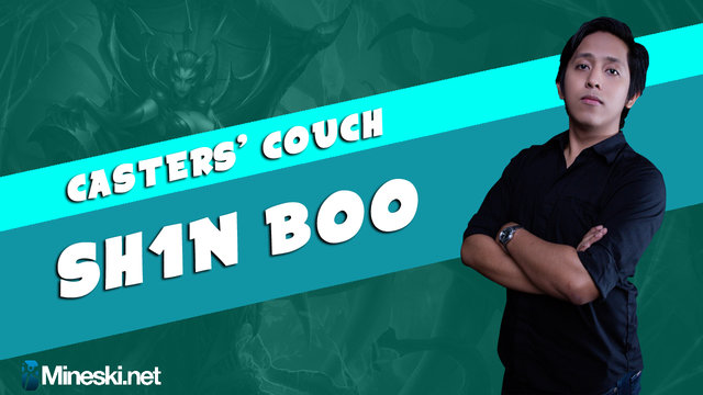 Casters' Couch: The Veteran Sh1n Boo