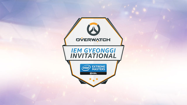 Intel Brings Competitive Overwatch to IEM Gyeonggi