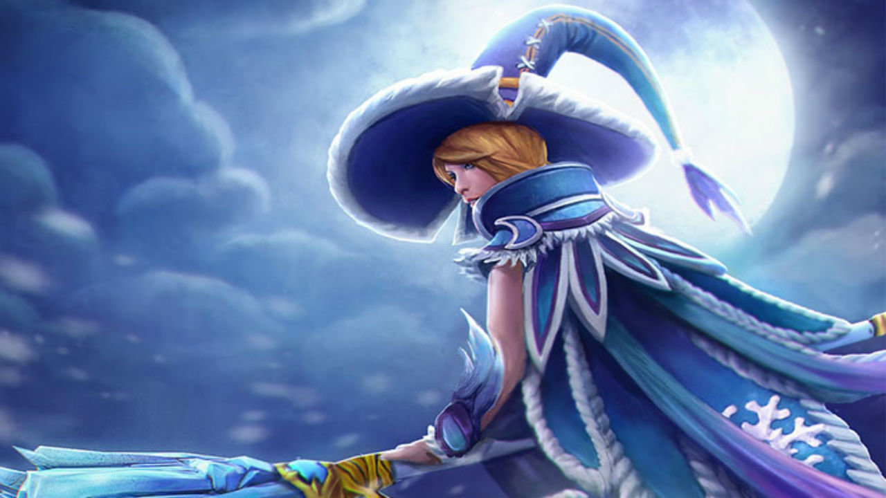 """Crystal Maiden: The """"1-Protect-4"""" Support Guide - Mineski net"""