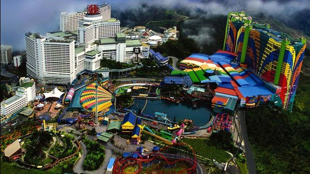 ESL One tournament to be held at Resorts World Genting