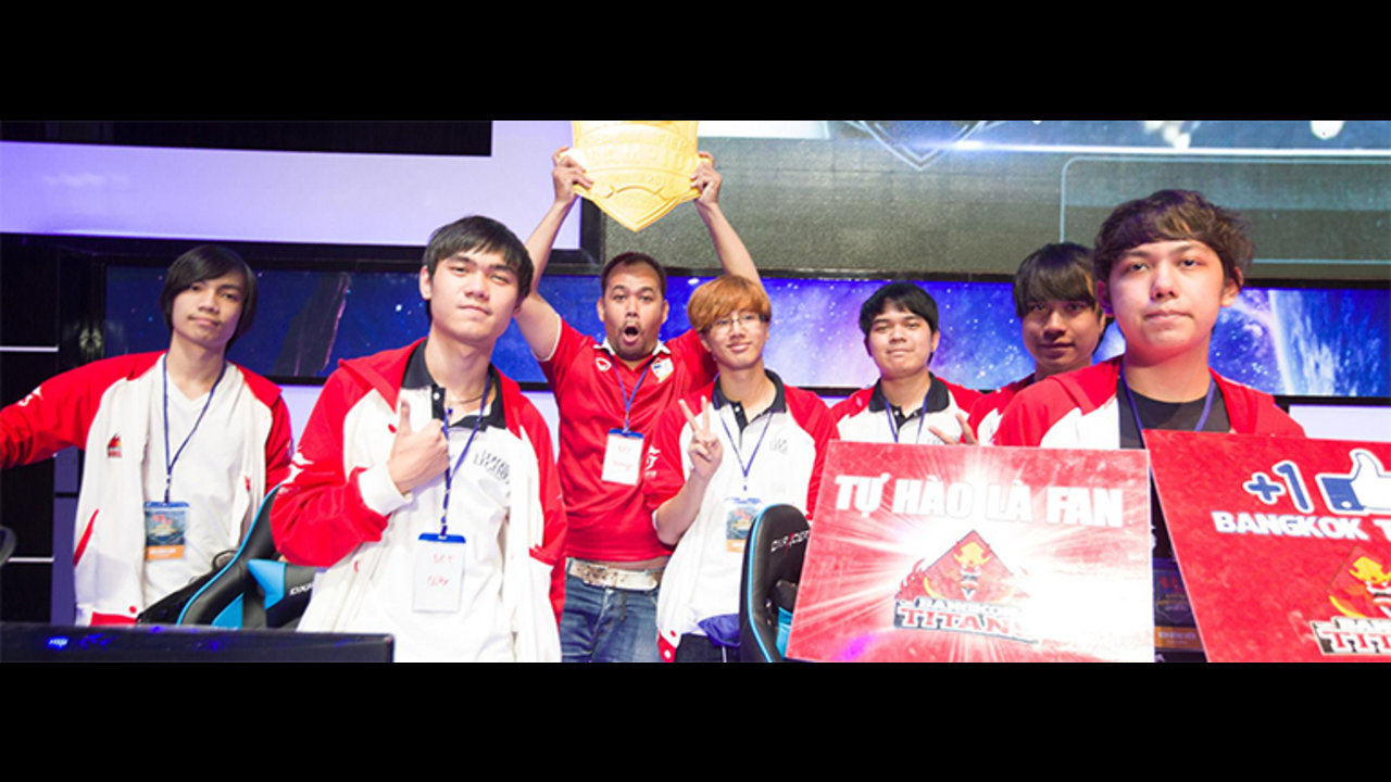 GPL Grand Finals: BKT to rep SEA in International Wild Cards