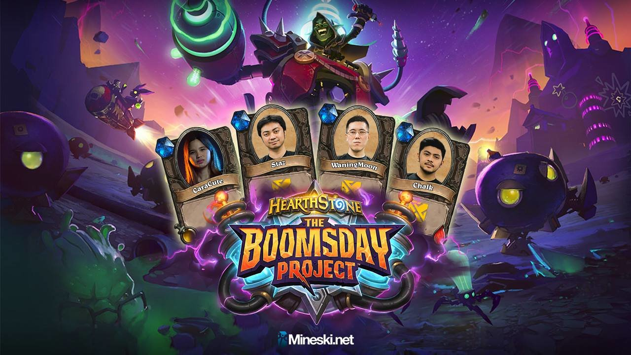 CaraCute, Staz, WaningMoon, and Chalk React to New Boomsday Project