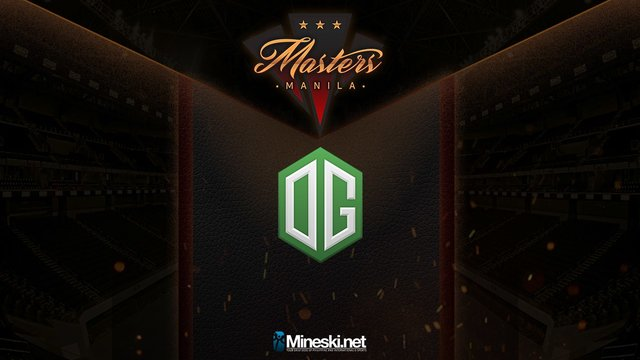 Manila Masters: OG Invited