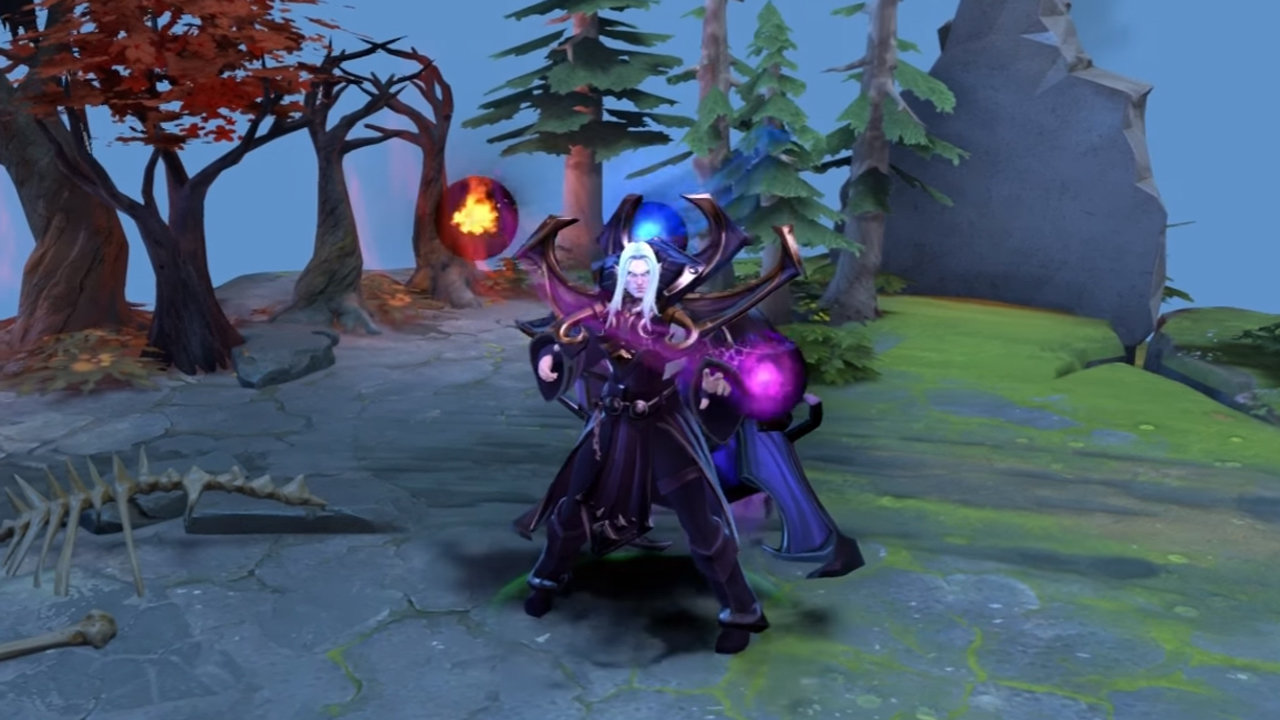 Dota 2 Immortal Treasure Ii Released And Prize Pool Soars: Zymeth-esque Invoker Leads TI6 Immortal Treasure II