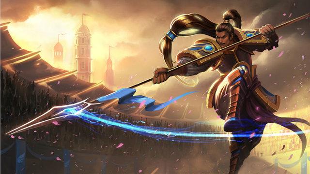 The Third Talon Strikes: Xin Zhao Gameplay Update