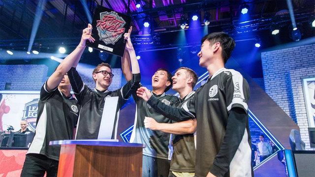 NA vs EU: Team SoloMid Score a Huge Victory for North America