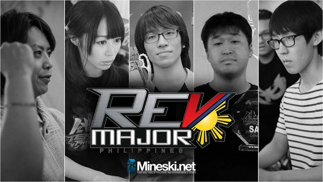 The Top Contenders at Rev Major Philippines