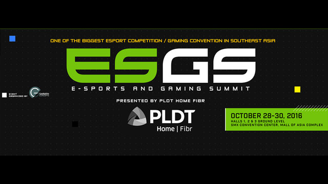 ESGS 2016 Ticket Prices Announced