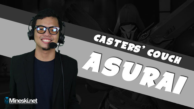 Casters' Couch: Veteran Caster and Tech Reviewer Asurai
