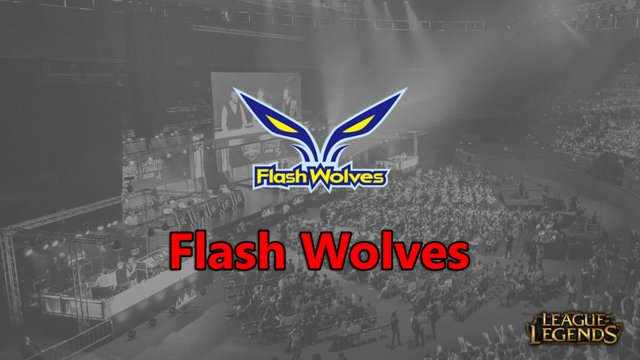 LMS' Flash Wolves: The Blade in the Shadows