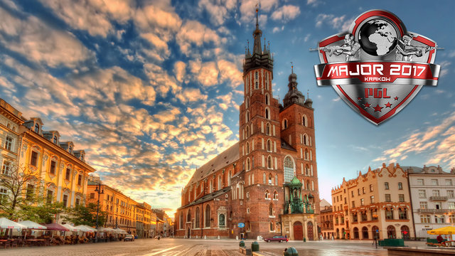 The 11th CS:GO Major Will Be Held In Kraków, Poland