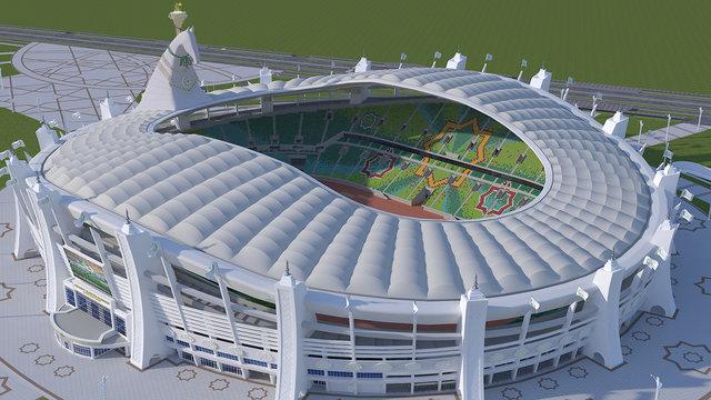 The 2017 Ashgabat Indoor & Martial Arts Games Will Feature Esports