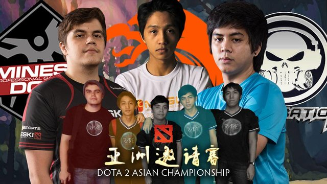 Former RAVEvolution Teammates to Clash in DAC SEA Qualifiers