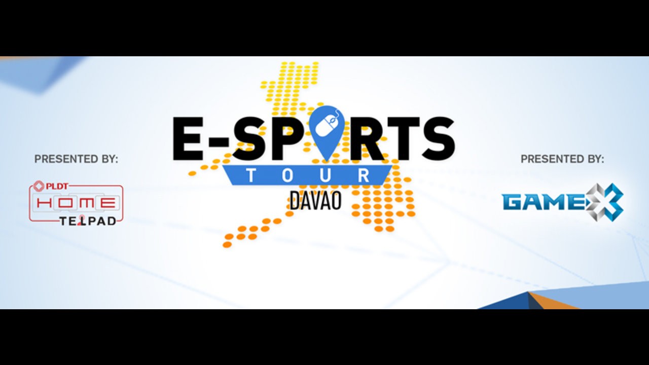 Best Davao gamers to be crowned this weekend at EST