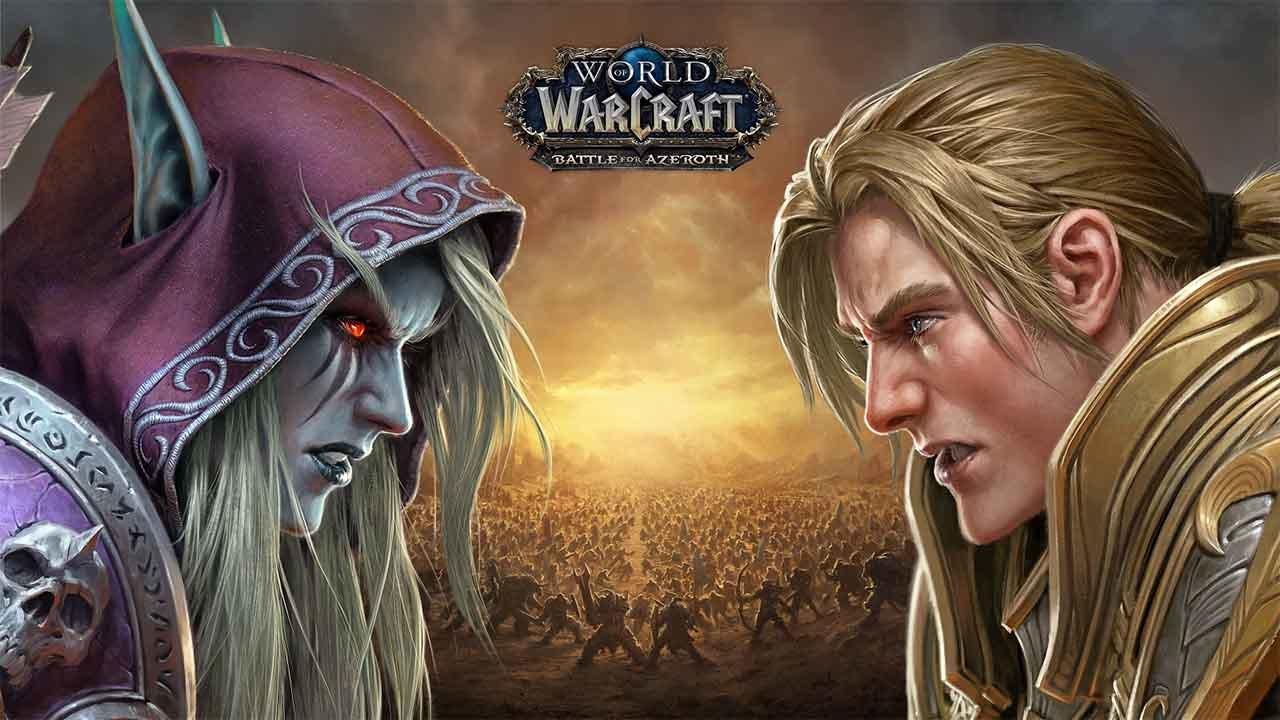 Image result for horde vs alliance