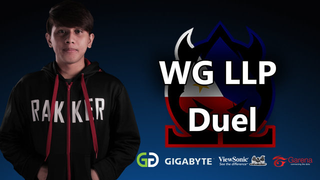 MPGL LoL Profile: Mark Jimmy 'Duel' Pascual