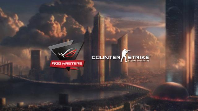 ASUS ROG Masters CS:GO Returns!