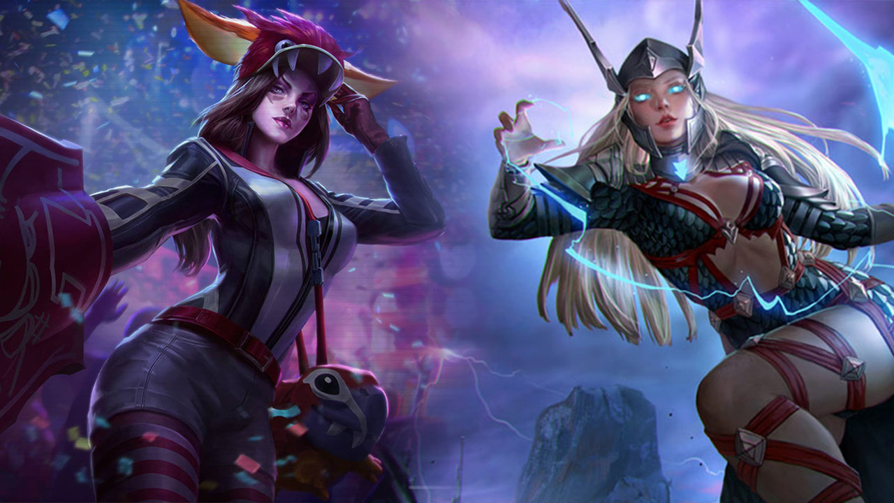 Vainglory Releases New Hero and Commemorative Worlds Skin